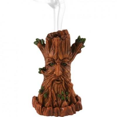 Baum Mann Räucherkegelhalter - Baumgeist