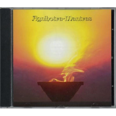 "Agnihotra Mantras CD zum Buch ""Agnihotra"""