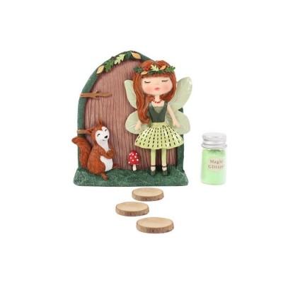 Scarlet and Sybil Fairy Door Gift Set/ Feentür Geschenkset