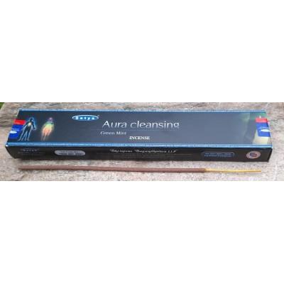 Satya Aura Cleansing Räucherstäbchen 15 g